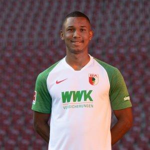 Felix Uduokhai; FC Augsburg 1907; 1.BL, Porträttermin 2019/2020  Foto: Krieger