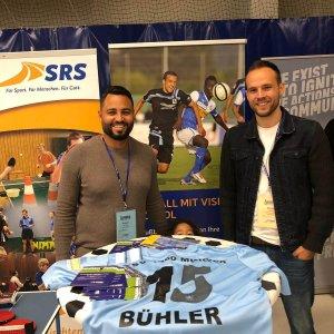 Antonio da Silva und Manuel Bühler