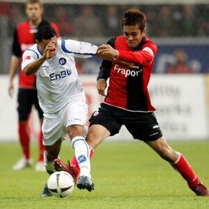 Antonio da Silva KSC - Frankfurt3